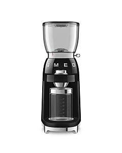 SMEG 50's style koffiebonenmolen 350 gr zwart