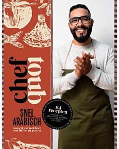 Chef Toub : snel Arabisch - PRE-ORDER (eind maart)