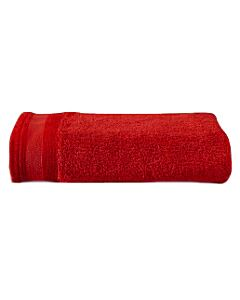 De Witte Lietaer Excellence handdoek 60 x 40 cm katoen chili pepper