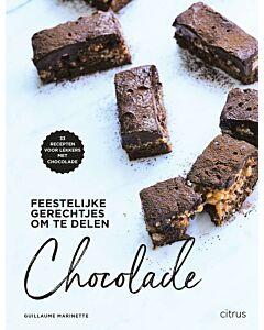 Chocolade : feestelijke gerechtjes om te delen