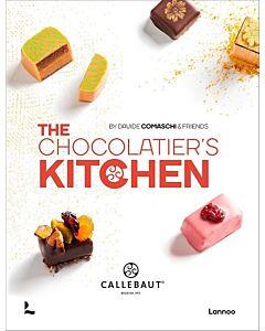 The Chocolatier's Kitchen - Davide Comaschi - PRE-ORDER (april)