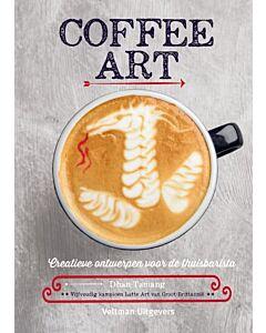 Coffee Art : creatieve ontwerpen voor de thuisbarista