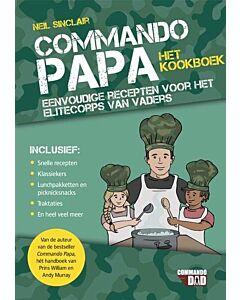 Commando papa : het kookboek