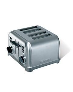 Cuisinart broodrooster 4 sleuven rvs mat
