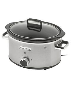 Crock-pot New DNA slowcooker 3,5 liter rvs