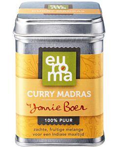 Jonnie Boer Original Spices Curry Madras 80 gram