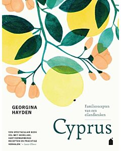Cyprus : familierecepten uit een eilandkeuken