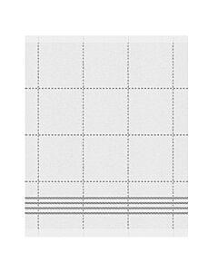Oldenhof Morvan handdoek 50 x 55 cm biologisch katoen wit