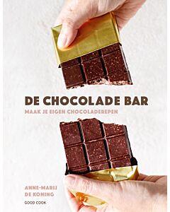 De chocolade bar : maak je eigen chocoladerepen - PRE-ORDER (oktober)