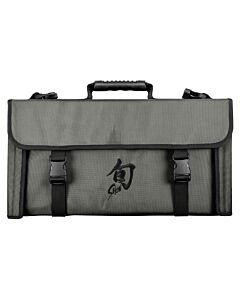 Kai Shun verstevigde messentas voor 17 messen zwart