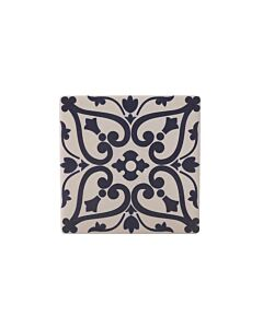 Maxwell & Williams Medina Maarif onderzetter 9 cm keramiek kurk