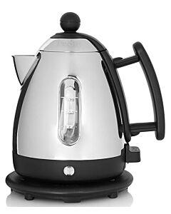 Dualit Lite waterkoker 1 liter rvs zwart
