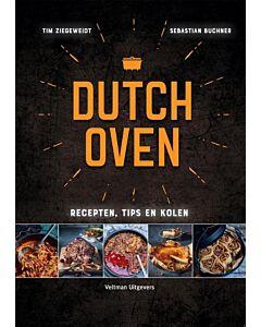 Dutch Oven : recepten, tips en kolen