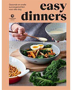 Easy dinners : gezonde en snelle succesrecepten voor elke dag