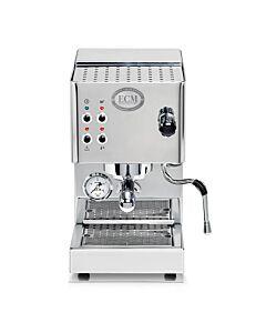 ECM Casa V espressomachine rvs glans