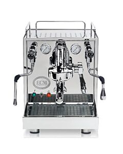 ECM Mechanika IV Profi espressomachine rvs glans