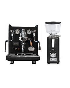 ECM Limited Edition Synchronika + S-Automatic 64 espressomachine Antraciet 2-delig