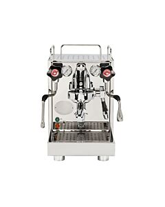 ECM Mechanika V Slim espressomachine rvs glans