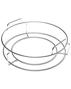 Big Green Egg EGGspander System convEGGtor Basket voor Large rvs