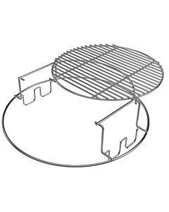 Big Green Egg EGGspander System Multi Level Rack voor Large 2-delig