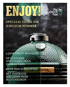 Enjoy! Magazine : The Big Green Egg Jubileum editie