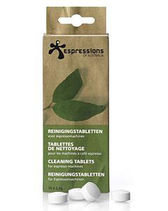 Espressions reinigingstabletten voor espressomachines 10 stuks
