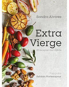 Extra Vierge : 85 recepten met olijfolie