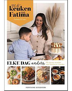 Uit de keuken van Fatima : elke dag anders - PRE-ORDER (maart)