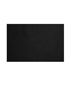 Finesse Monaco placemat 30 x 45 cm kunstleer Black