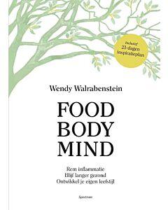FOOD BODY MIND : rem inflammatie, blijf langer gezond