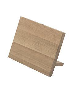 Güde Alpha Oak magnetisch messenblok 29 x 20,5 cm eikenhout