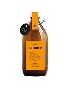 Pineut Soda gembier, ananas en kurkuma