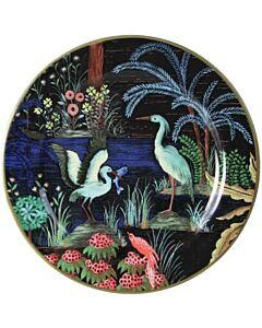 Gien Le Jardin du Palais onderzetter ø 12,8 cm keramiek