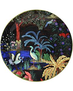 Gien Le Jardin du Palais Héron dessertbord ø 22 cm keramiek