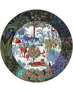 Gien Le Jardin du Palais taartplateau ø 30 cm keramiek