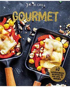 Gourmet : 70 internationale recepten