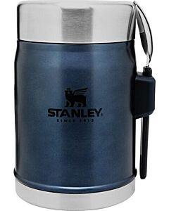 Stanley Classic Food Jar + Spork 400 ml donkerblauw