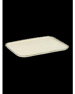 Serax Merci bord 32 x 23 cm gebroken wit