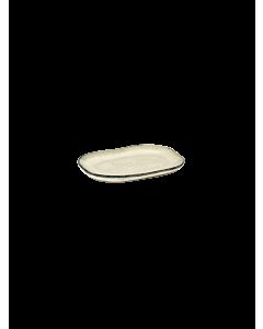 Serax Merci bord 9,8 x 6,5 cm h 0,7 cm gebroken wit