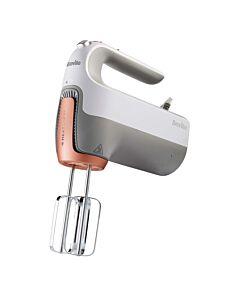 Breville handmixer met HeatSoft technology grijs