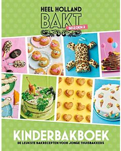 Heel Holland Bakt kinderbakboek 2