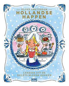 Hollandse happen : lekker uit de Delfts Blonde keuken