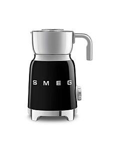 SMEG 50's style elektrische melkopschuimer 600 ml zwart