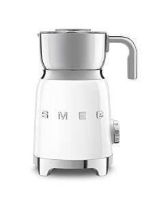 SMEG 50's style elektrische melkopschuimer 600 ml wit