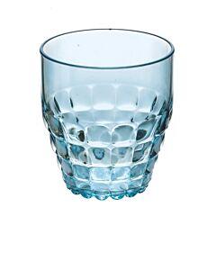 Guzzini Tiffany tumbler 350 ml kunststof blauw