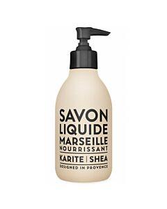Savon de Marseille Liquid Marseille Shea Butter handzeep 300 ml kunststof