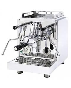 Isomac Pro 6.1 espressomachine rvs glans