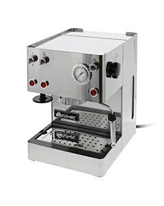 Isomac Giada espressomachine 3 liter rvs glans