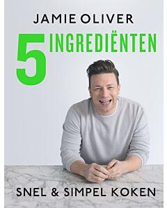 Jamie Oliver : 5 ingrediënten : Snel & Simpel koken