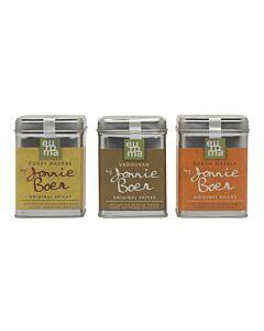 Jonnie Boer Original Spices Drieluik: India